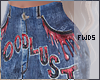 F. Bloodlust Denim RL