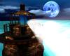 ! LIGHTHOUSE ON A BEACH