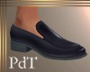 PdT Loafer Navy2 NoSox M