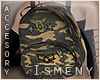 [Is] Camo Backpack F
