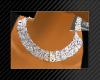 *SS*Diamond Collar