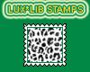 IMVUStamps White Leopard