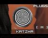 .K Twirl2 Plugs |M