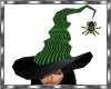 ~NW Halloween Green Hat