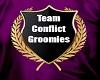 Conflict Team Groom Jckt