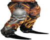 Dragons Skull Pants