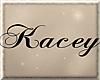 ¢| Kacey Name Sign