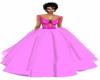 Pretty Pink Glitz Gown