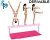 (S) Gymnastic Beam