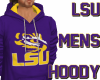 LSU MEN'S HOODY