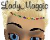 Jewel Banded Headdress 4