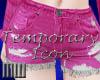 Who| Magenta Shorts