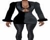 Sexy Black Suit 2