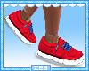 Kids Spidey Sneakers