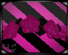 Violet Rose Headdress