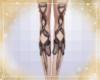 *C4M*Corset Tattoo| Legs