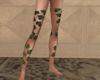 !Poison Ivy Stockings