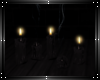 Darkness candles