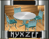 New York Table & Chairs