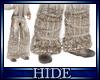 [H] fur boots tundra