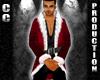 CC Santa Coat