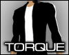 Torque TrackSuit-Blk/Wht
