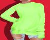 Limey Sweater