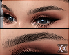 ☾ Indra eyebrows