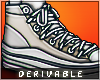 🛒 (F) Star' Jones Sneakers