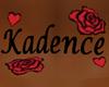 Kadence Back Tattoo M