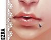; lip stud