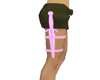 (FDL)Pink TopRigh Dagger