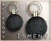 [Is] Dark Impulse Earrin