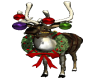 decorative reindeer2