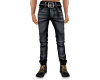NV Blk Work Jeans/Boots
