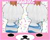 kids white sock e