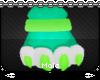 [M] Eno Green PawBands
