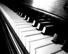 *C* Piano Keys Poster
