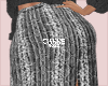 Snake Midi skirt grey
