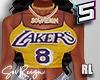 ! RL Lakers Kobe Jersey