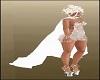 Layerable White Cloak