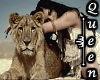 Queen Lioness Badge