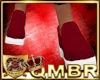 QMBR Vans Red