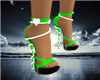Light Green Shoes