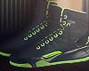 Jay's Neon Kicks