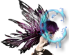 *c* Pur Glass Fairy Wing