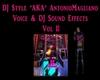 DJ Style Voice Vol 2