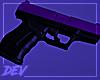 !D Pink N Black Gun