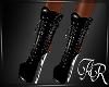 AR* Leather Heels Corset