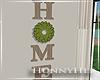 H. Home Wall Decor